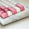Quarrykeys - 天然石を削り出したキーボードケース -