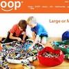 大量のLEGOと共に家中をノマドするレゴ用バッグ「Swoop Bags」
