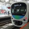 【鉄道ニュース】西武鉄道30000系8両固定編成が「DORAEMON-GO!」のラッピング電車に