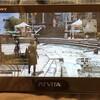 PS VitaでPS4のゲームがリモートプレイできてすげえ。でも外出先でのiPhoneのデザリングではプレイできなかった。残念