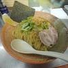 神保町【覆麺 智】牡蠣出汁 冷やしまぜそば ¥900+大盛 ¥100