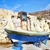 マルタ共和国旅行(1) - 到着&青の洞門編|地中海に浮かぶ信仰の島々で