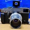 下北沢 フジフィルム X-Pro2に60年前のSummarit 5cm 1:1.5装着