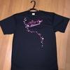 ウィルソン SAKURAキャンペーンのTシャツが届いた!!