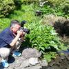 佐渡特集の雑誌のために、温泉の取材をして頂きました!