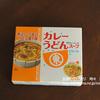 ヒガシマルのカレーうどんスープ(糖質制限ご飯)