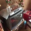 物置にしまっていたブラウン管テレビの処分作業-川西市錦松台