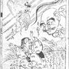 葛篭の中から「ももんがあ!」の巻 ~『大鳥毛庭雀』(『舌切り雀』)その8~