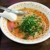 新横浜【横濱ハイハイ僂】ハイカラ麺 ¥650(通常 ¥700)+替え玉 ¥150