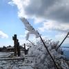 積雪求めて三ノ塔へ その後はヤビツ→蓑毛 そして秦野「富士見の湯」初体験