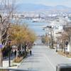 函館に桜を見に行ってみたけど、だいたい終わっていた件①