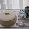 繕い裁つ人のチーズケーキ〜もどき〜