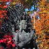 能登平等寺「十三仏」と紅葉(その4)