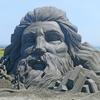 あさひ砂の彫刻美術展2018