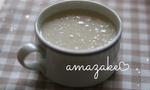 【簡単レシピ】砂糖不使用で超甘い!炊飯器で「甘酒」作ってみたよ♥