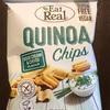 【Eat Real】グルテンフリーの低糖質なチップス!!