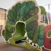 アメリカのエリック・カール美術館の訪問記。コラージュの世界。