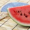 7月27日は「スイカの日」その3~スイカのスムージーおいしいのね(*´▽`*)~