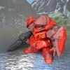 Me02R メッサー 【ガシャポン戦士f2.5 レビュー】