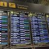 マドリードからロンドンヒースローまでブリティッシュエアウェイズBA465便搭乗記