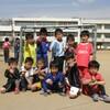 これからも楽しみながらサッカーをやろう!(幼稚園)