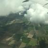 アムステルダム旅行記 [6] 上空から見たオランダのこと