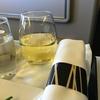 ワインスクール代わりの飛行機(その18):キャセイパシフィック ビジネスクラス