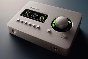 UNIVERSAL AUDIO、オーディオ・インターフェースApolloシリーズ最小のApollo Solo発売