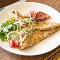 【野々市】ガレットとかき氷の専門店「キッチン gL CAFe (ジルカフェ)」がオープン!【NEW OPEN】