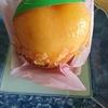桃一個丸ごタルト頂きました!