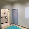 店舗奥の壁とドア、洗面所の棚をなんとかしよう【その2】