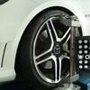 AMG E63   エンジン&ATF&四輪アライメント調整&セッティング