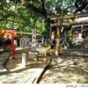 【大阪】松原市の厳島神社と一津屋古墳