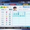 涼谷湘(パワプロ2018オリジナル選手)