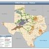 テキサス州に於ける送電網(CREZ)