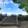 【金沢城石垣めぐり】金沢城最古の石垣がある「丑寅櫓跡」は見晴らしの良い展望台
