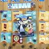簡単なボードゲーム紹介【チェックアウト!】