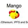 """ひたすらエンジニアから熱い視線を浴びていた""""Mango"""""""