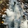 アイス練習 虹の滝&糸引の滝