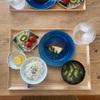 魚香る朝ごはん•粕漬け