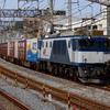 5/28撮影|Y158記念列車回送(東海道貨物線)/京急FF2017