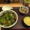 【博多駅】「日の出食堂」のランチ500円!!安すぎてうまくて博多駅徒歩1分て最高かよ。