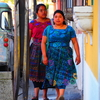 アンティグアの街角はいつまでも美しく(その2)グアテマラの世界遺産より