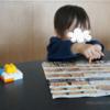 【2歳5ヶ月】息子がはまっている、レストランごっこ