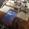 esp32で2.8 Inch TFT液晶とUSB HOST LIB使った