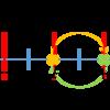 量子力学の世界を垣間見る(2):粒子が相互に交換されるモデル:有限系