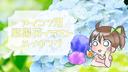 【メイキング】6月なので紫陽花をイメージしたアイコンを描いてみた
