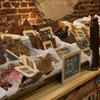 ベルギー・ブリュッセル: チョコーレート屋さんとワッフル屋さん