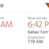 アメリカン航空「リマ→ダラス AA988便」搭乗記① 約15時間遅延発生→ホテルで事件