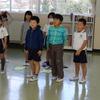 学芸会の練習